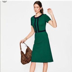 Boden Joan Ponte Dress